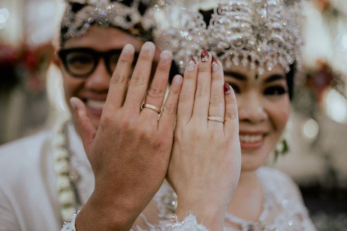 Risky & Taufik Wedding at Pullman Bandung by PRIDE Organizer - 017