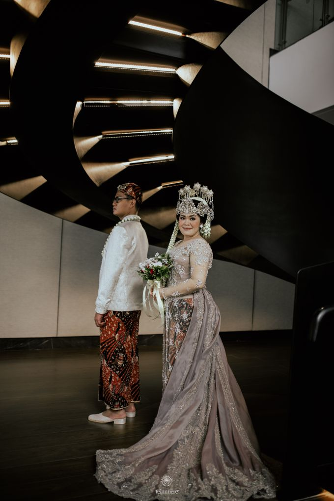 Risky & Taufik Wedding at Pullman Bandung by PRIDE Organizer - 018