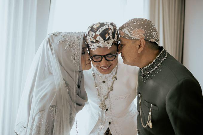 Risky & Taufik Wedding at Pullman Bandung by PRIDE Organizer - 002