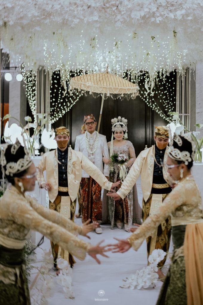 Risky & Taufik Wedding at Pullman Bandung by PRIDE Organizer - 021