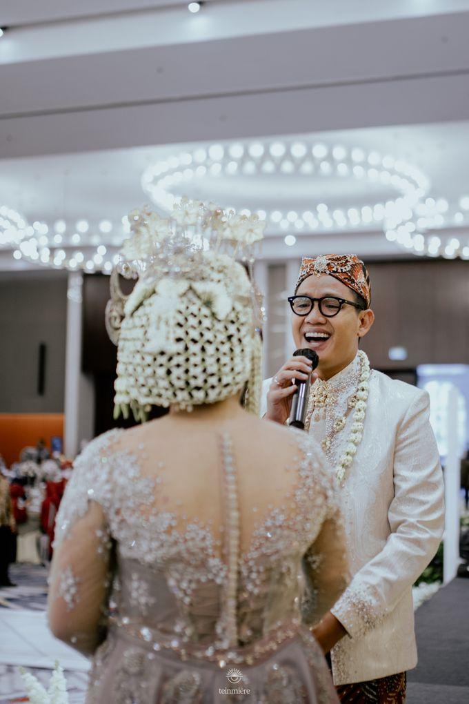 Risky & Taufik Wedding at Pullman Bandung by PRIDE Organizer - 024