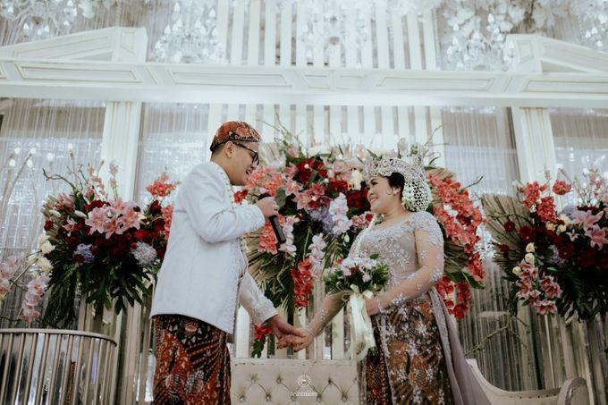 Risky & Taufik Wedding at Pullman Bandung by PRIDE Organizer - 025