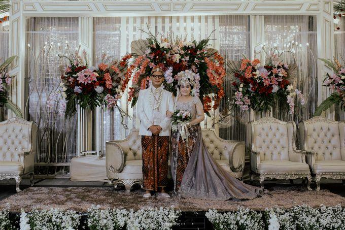 Risky & Taufik Wedding at Pullman Bandung by PRIDE Organizer - 026