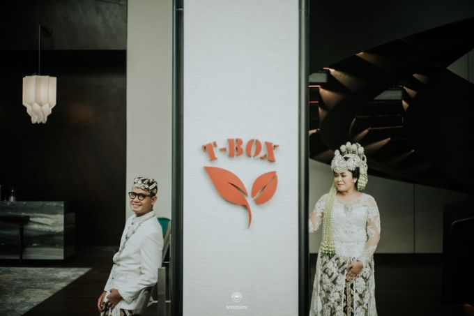 Risky & Taufik Wedding at Pullman Bandung by PRIDE Organizer - 032