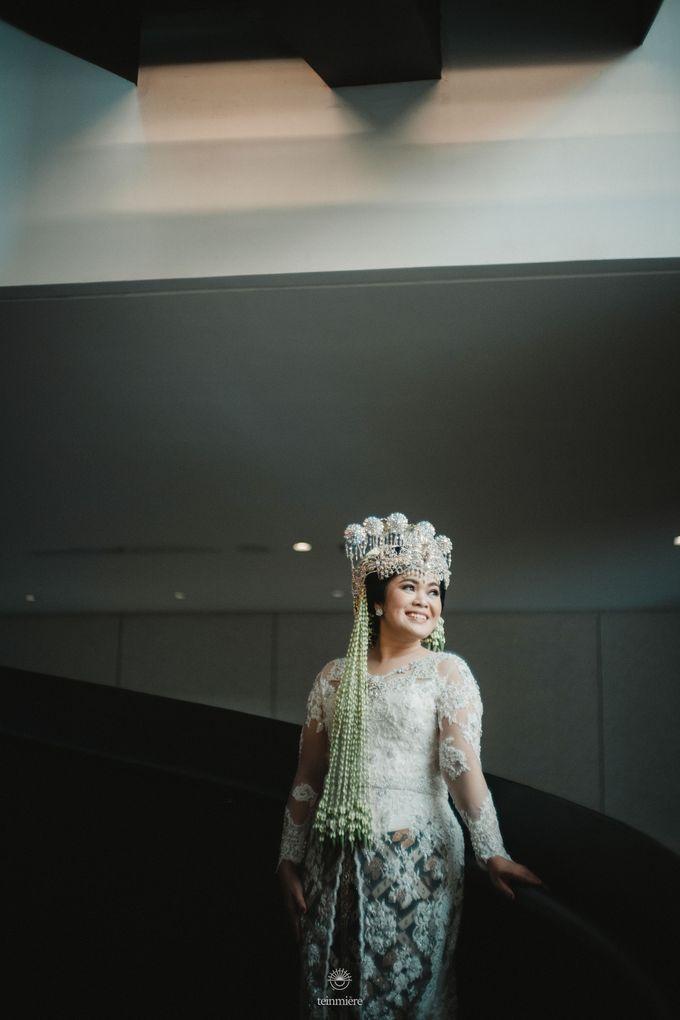 Risky & Taufik Wedding at Pullman Bandung by PRIDE Organizer - 033