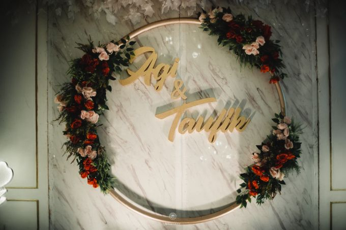 Risky & Taufik Wedding at Pullman Bandung by PRIDE Organizer - 036