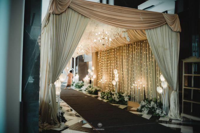 Risky & Taufik Wedding at Pullman Bandung by PRIDE Organizer - 037