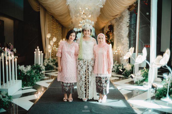 Risky & Taufik Wedding at Pullman Bandung by PRIDE Organizer - 038