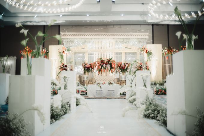 Risky & Taufik Wedding at Pullman Bandung by PRIDE Organizer - 039
