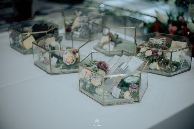 Risky & Taufik Wedding at Pullman Bandung by PRIDE Organizer - 040