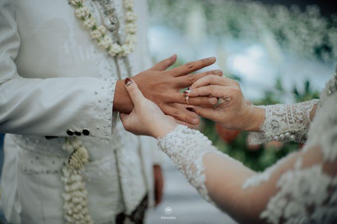 Risky & Taufik Wedding at Pullman Bandung by PRIDE Organizer - 050