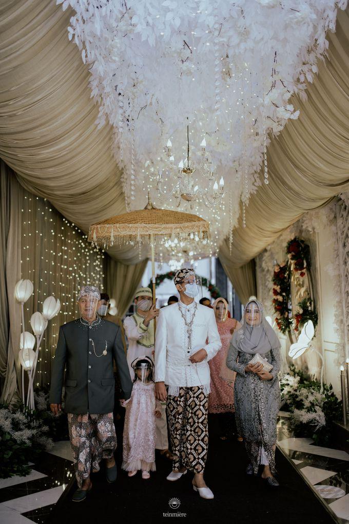 Risky & Taufik Wedding at Pullman Bandung by PRIDE Organizer - 004