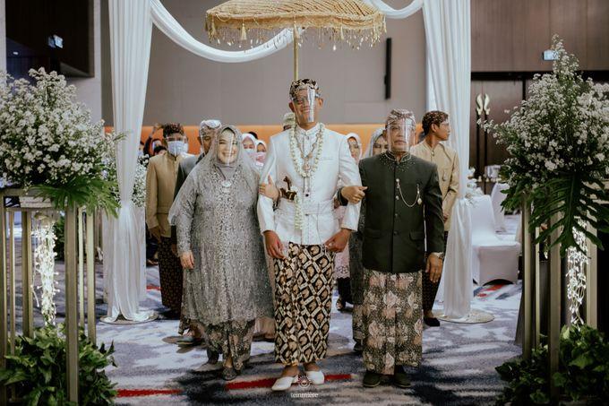 Risky & Taufik Wedding at Pullman Bandung by PRIDE Organizer - 006