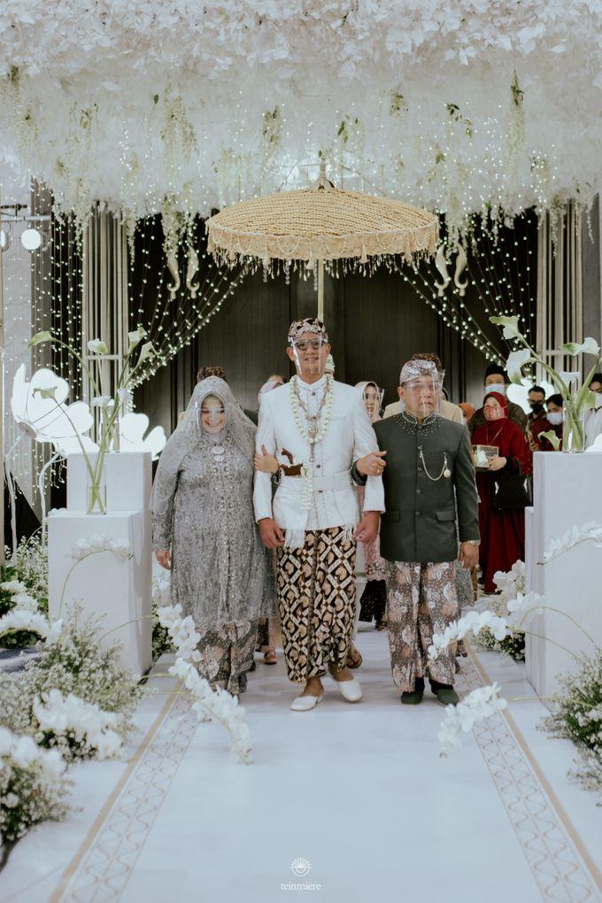 Risky & Taufik Wedding at Pullman Bandung by PRIDE Organizer - 007
