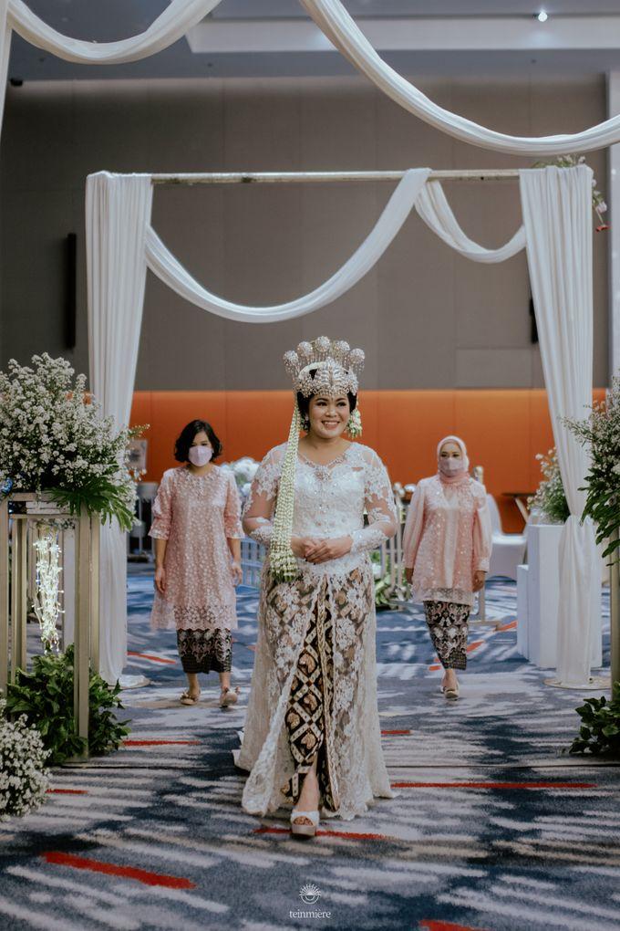 Risky & Taufik Wedding at Pullman Bandung by PRIDE Organizer - 008