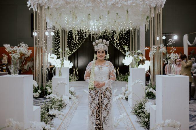 Risky & Taufik Wedding at Pullman Bandung by PRIDE Organizer - 009