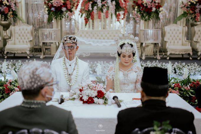 Risky & Taufik Wedding at Pullman Bandung by PRIDE Organizer - 010