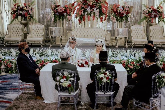 Risky & Taufik Wedding at Pullman Bandung by PRIDE Organizer - 011