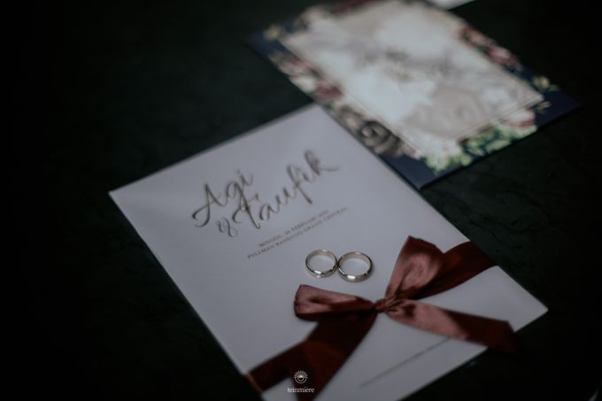 Risky & Taufik Wedding at Pullman Bandung by PRIDE Organizer - 046