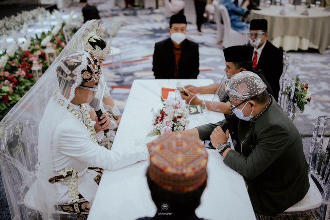 Risky & Taufik Wedding at Pullman Bandung by PRIDE Organizer - 012