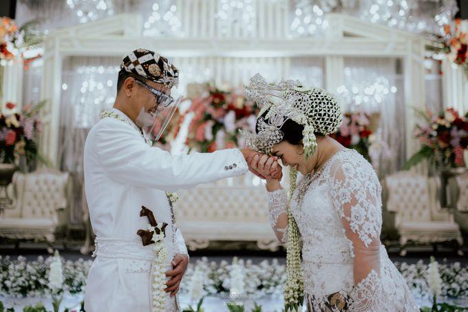 Risky & Taufik Wedding at Pullman Bandung by PRIDE Organizer - 014