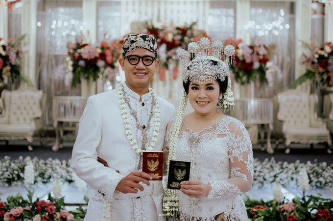 Risky & Taufik Wedding at Pullman Bandung by PRIDE Organizer - 015