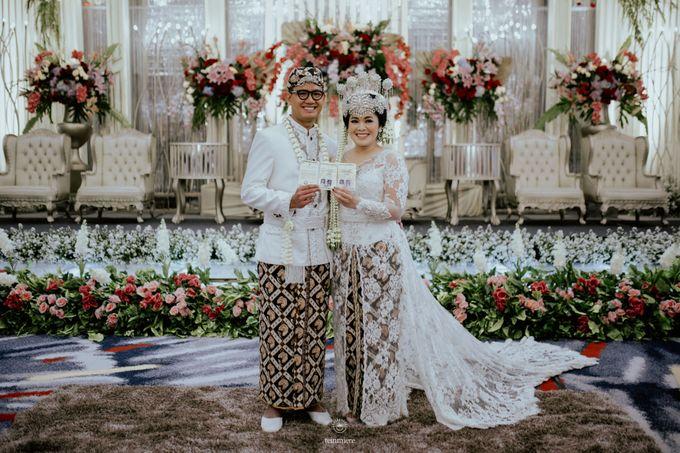 Risky & Taufik Wedding at Pullman Bandung by PRIDE Organizer - 016