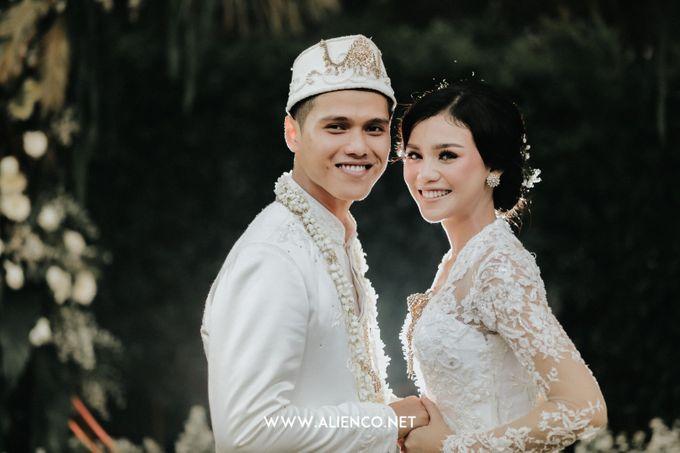 The Wedding Of Intan & Puja by Jakarta Souvenir - 005