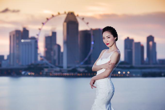 evening series by Jen Lim Makeup Artist - 001