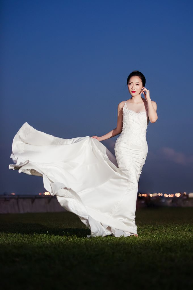 evening series by Yvonne Creative Bridal - 007