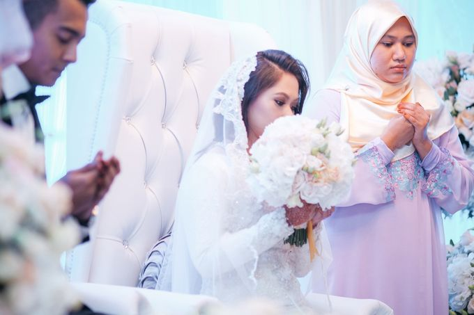 Nadrah & Asyraf by Attirmidzy photography - 031