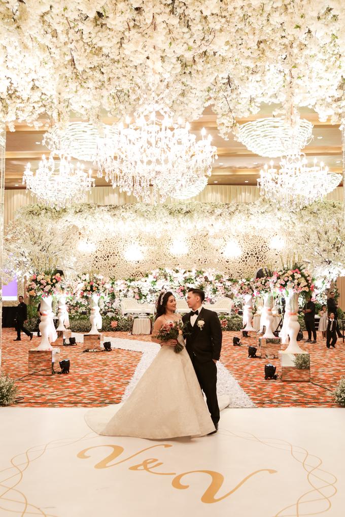 Vicky & Venita Wedding by Atelier de Marièe - 002