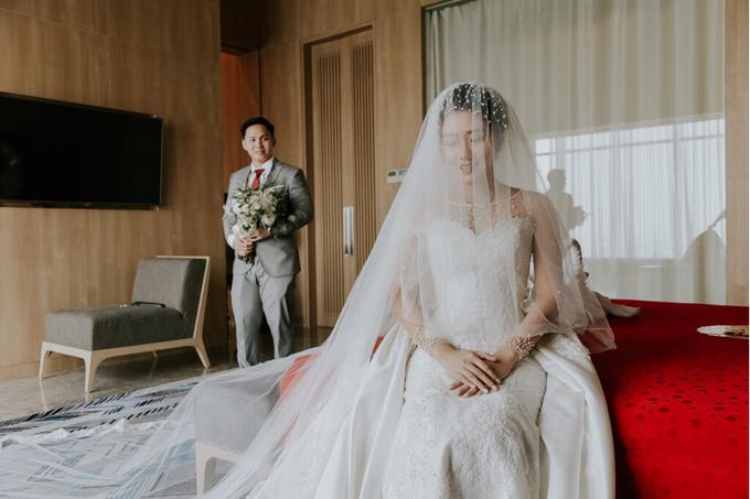 Vicky & Venita Wedding by Atelier de Marièe - 003