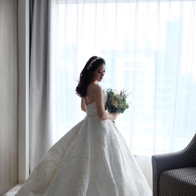 Vicky & Venita Wedding by Atelier de Marièe - 004
