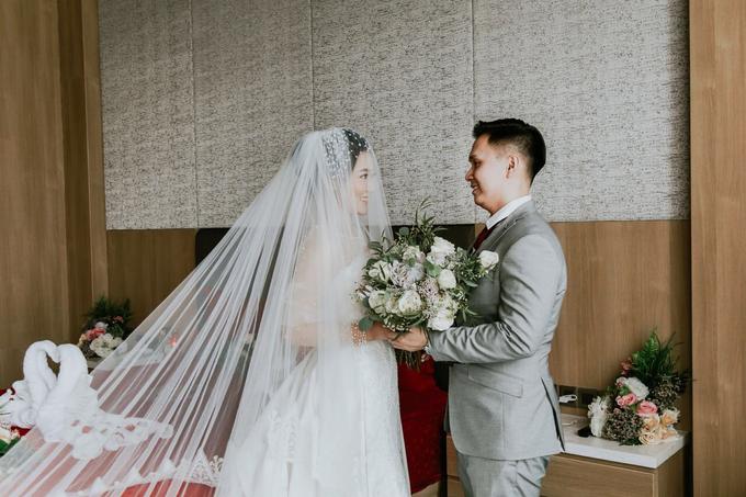 Vicky & Venita Wedding by Atelier de Marièe - 005