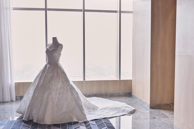 Vicky & Venita Wedding by Atelier de Marièe - 006