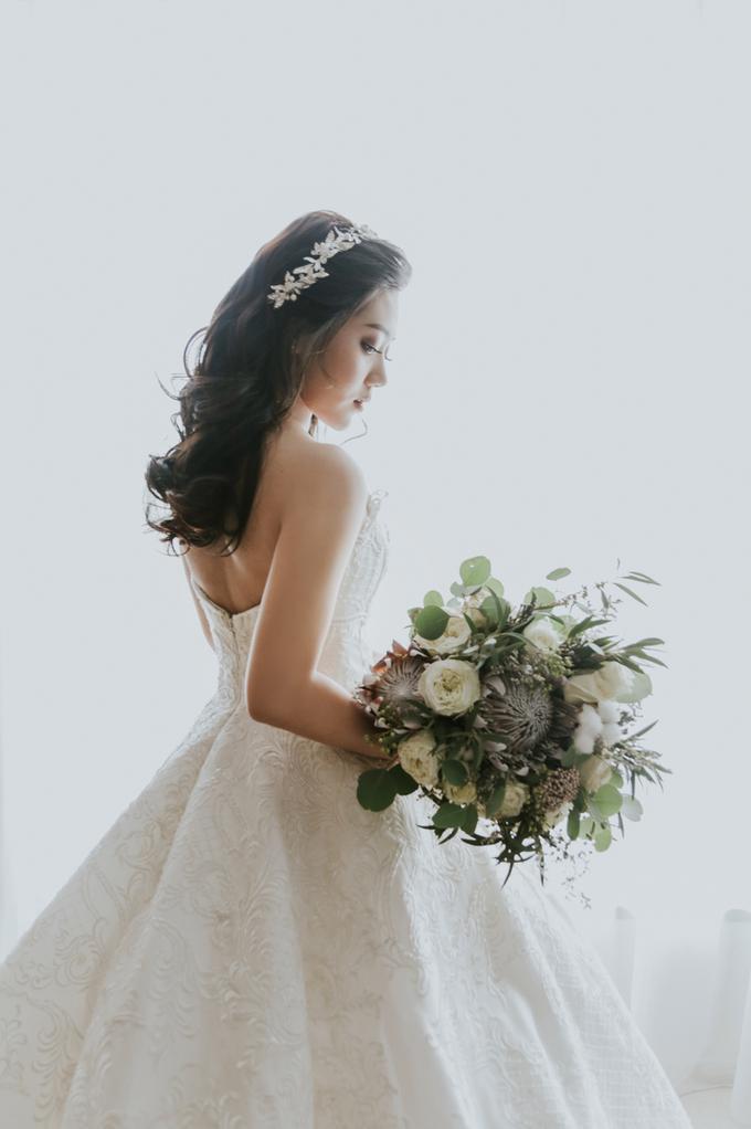 Vicky & Venita Wedding by Atelier de Marièe - 007