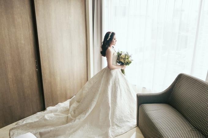 Vicky & Venita Wedding by Atelier de Marièe - 009
