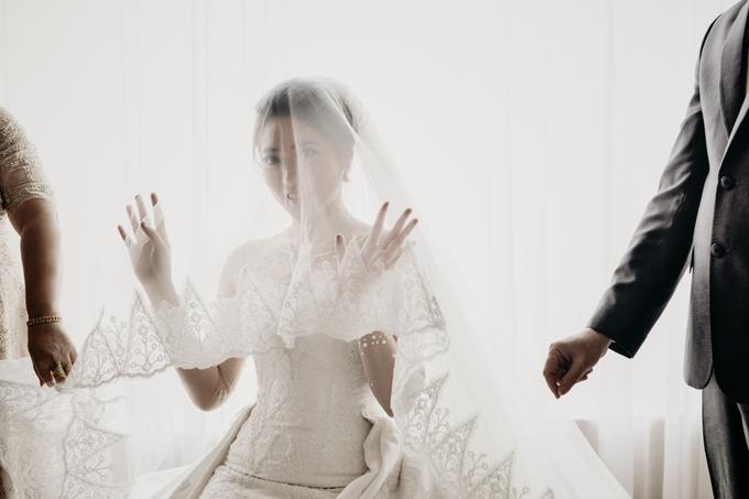 Vicky & Venita Wedding by Atelier de Marièe - 011