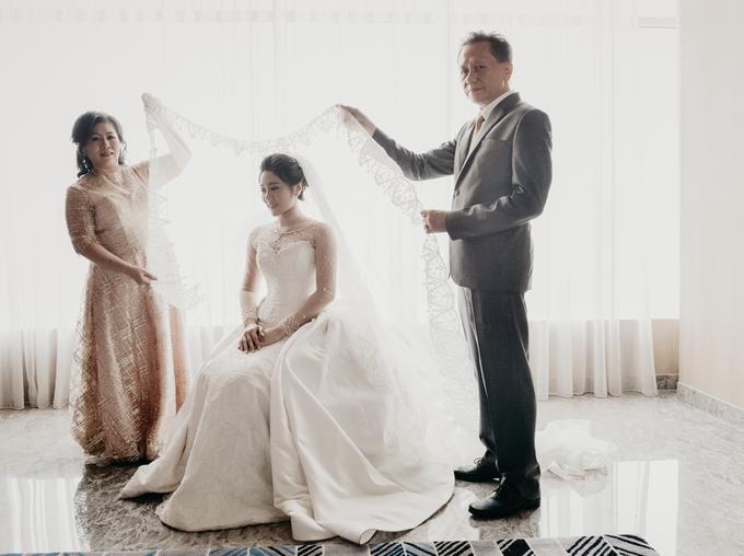 Vicky & Venita Wedding by Atelier de Marièe - 012