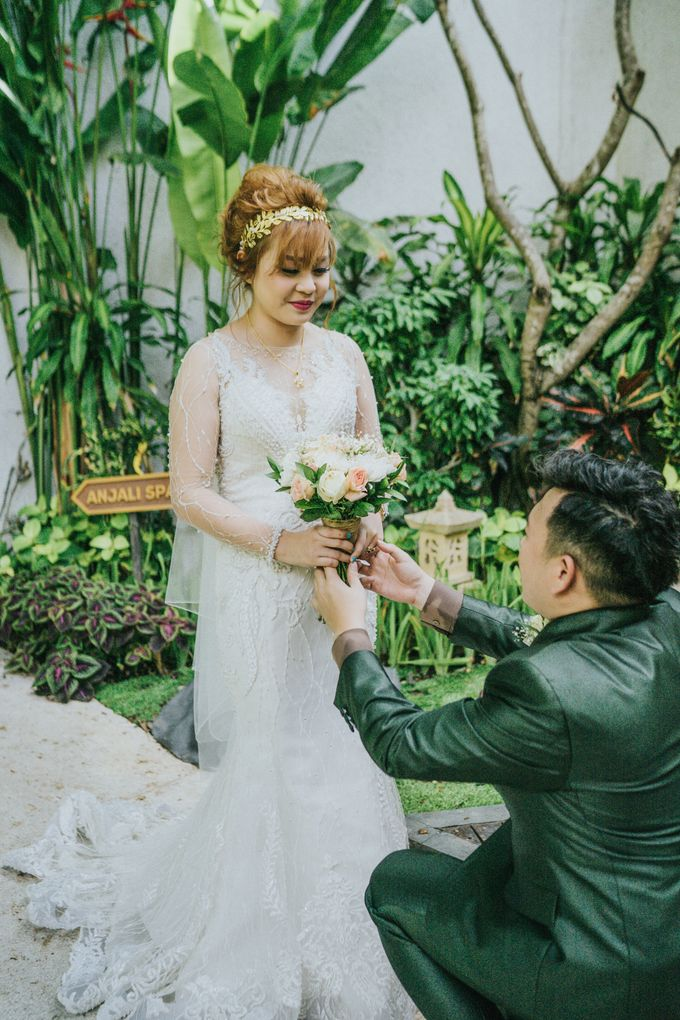 Yoni & Dina by Astagina Resort Villa & Spa Bali - 002