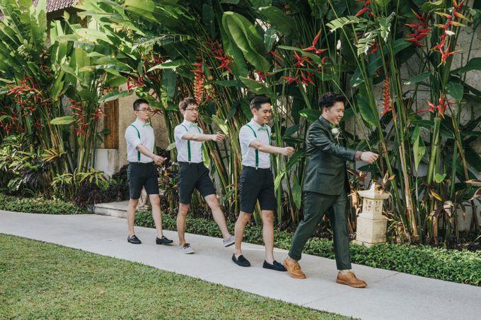Yoni & Dina by Astagina Resort Villa & Spa Bali - 009