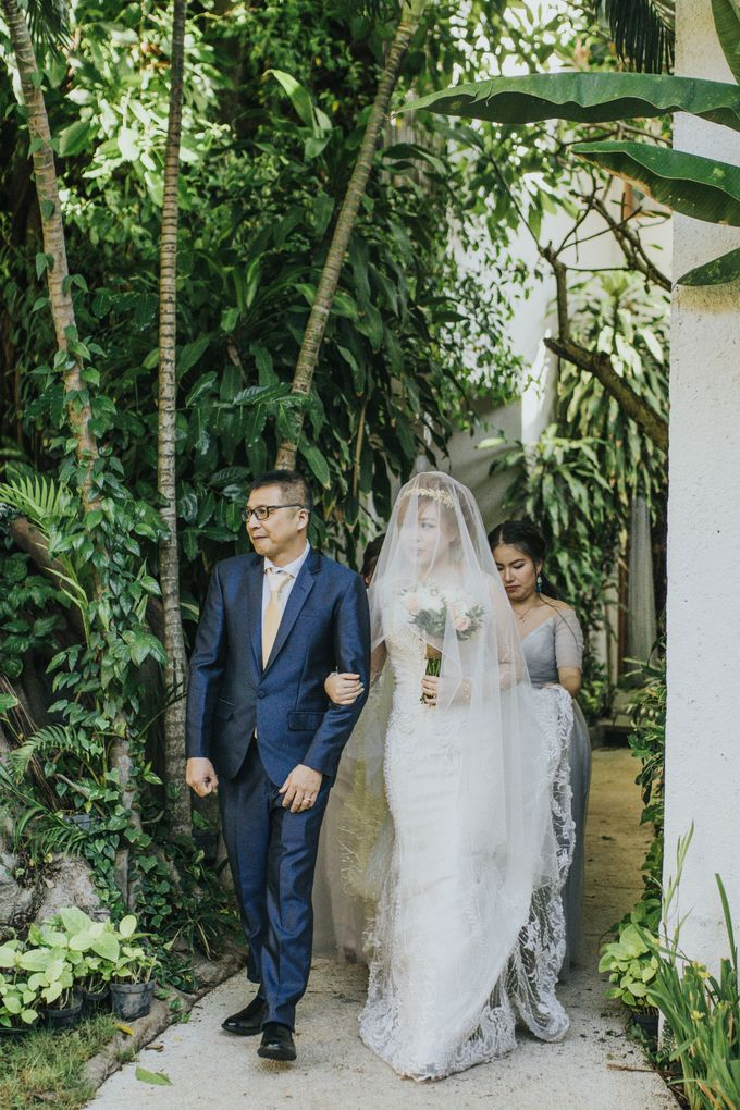 Yoni & Dina by Astagina Resort Villa & Spa Bali - 012