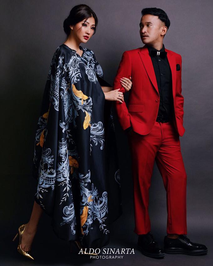Ruben Onsu & Sarwendah by Atham Tailor - 003