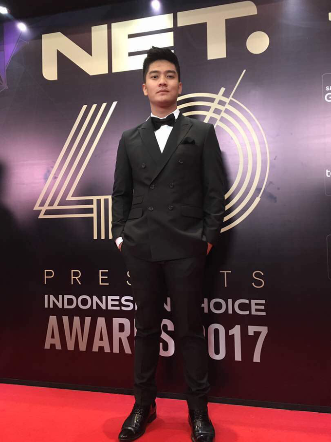 Net TV Award  by Atham Tailor - 002