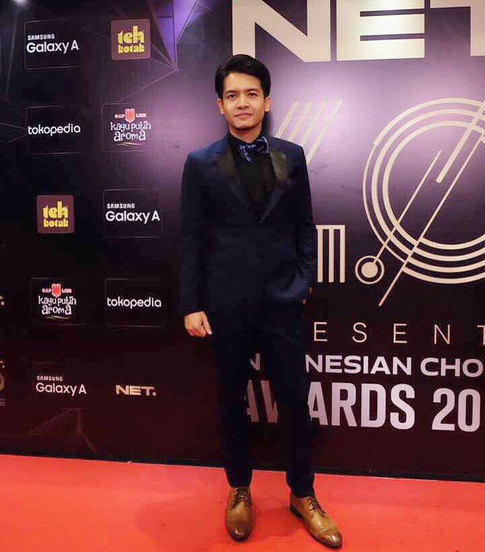 Net TV Award  by Atham Tailor - 001