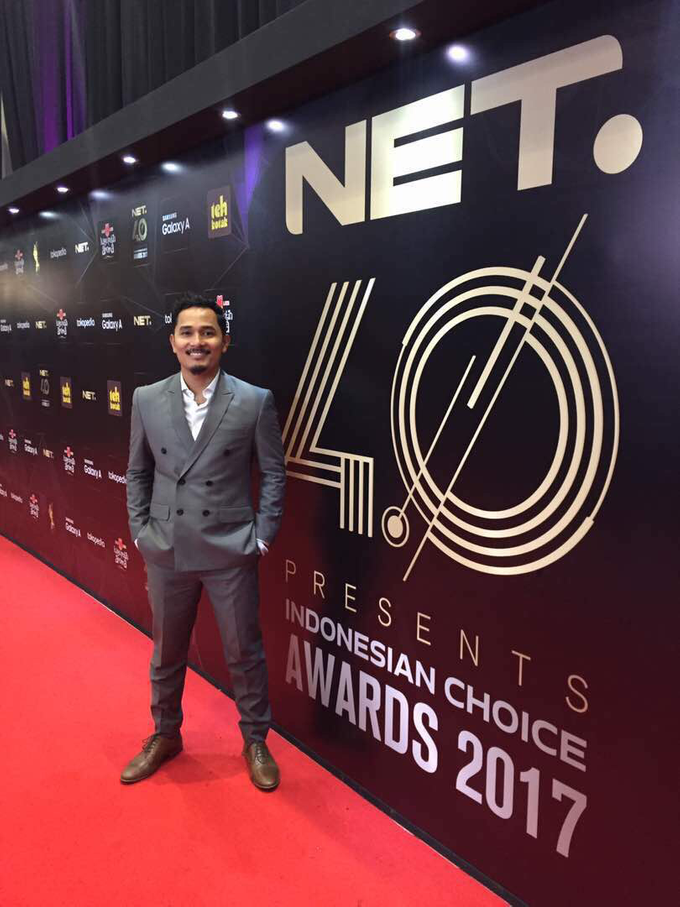 Net TV Award  by Atham Tailor - 004