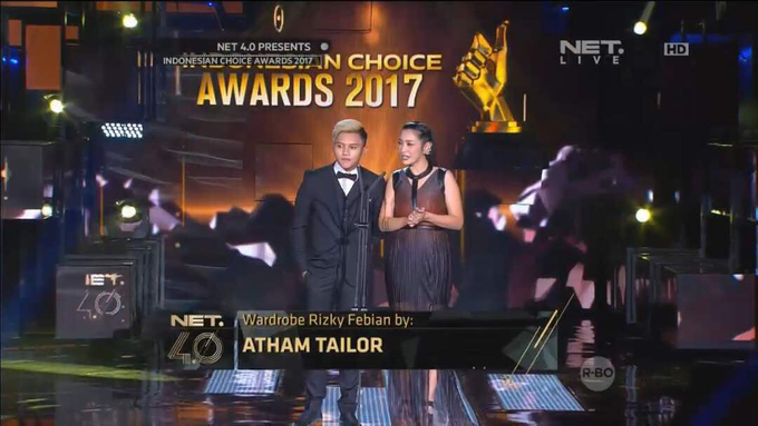 Net TV Award  by Atham Tailor - 006