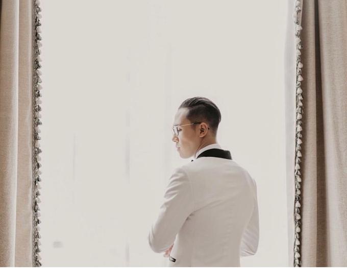 Ryuji & Shabrina's wedding by Atham Tailor - 003