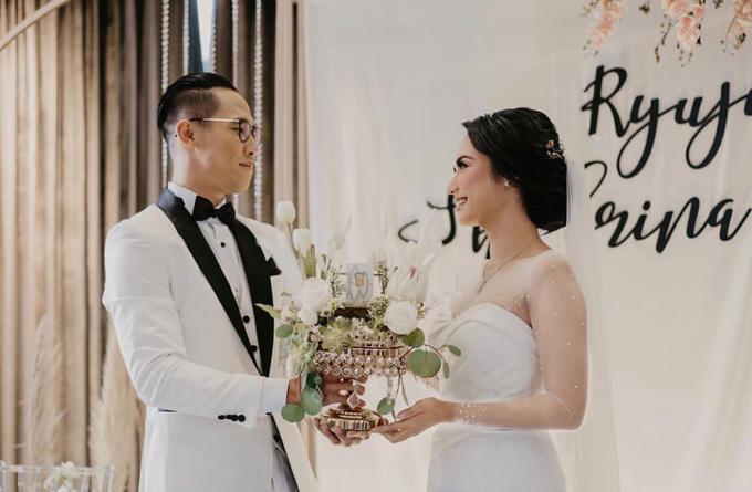 Ryuji & Shabrina's wedding by Atham Tailor - 005